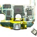 Galaxy S3 Taped Desolder
